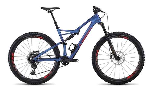 2018 Specialized Stumpjumper Pro 296Fattie